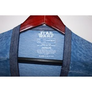 Star Wars Tops - Disney Star Wars 'The Rebel and the Wookie' Tshirt